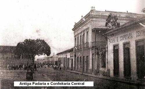 Antiga Padaria Central - Acervo Paulo Jair