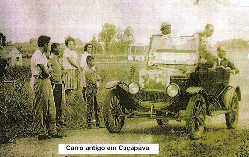 Carro Antigo - Acervo Paulo Jair