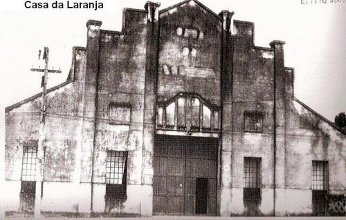 Casa da Laranja - Acervo Paulo Jair
