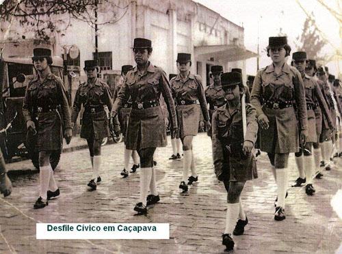 Desfile CPV - Acervo Paulo Jair