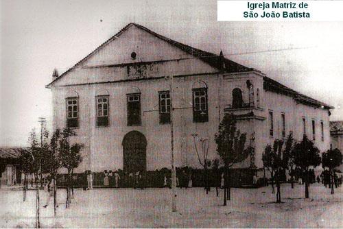 Igreja Matriz 01 - Acervo Paulo Jair