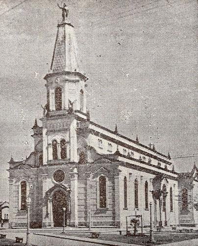 Igreja Matriz 02 - Acervo Paulo Jair