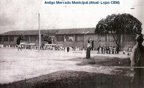 Mercado Municipal 01 - Acervo Paulo Jair