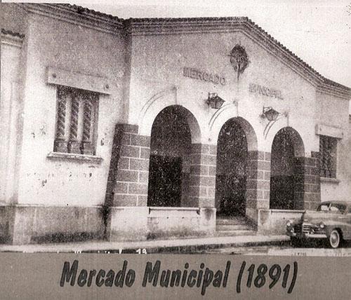 Mercado Municipal 03 - Acervo Paulo Jair